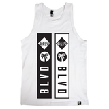 Blvd Supply Blocked Up Tank - BLVD Supply inc