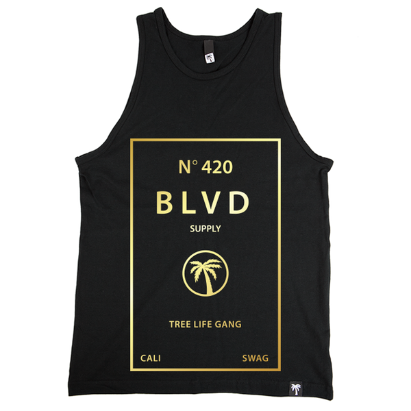Cologne Tank - BLVD Supply inc