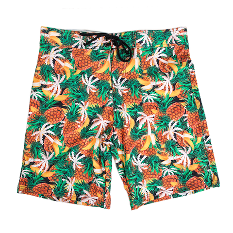 Pineapple Banana Boardshort - BLVD Supply inc