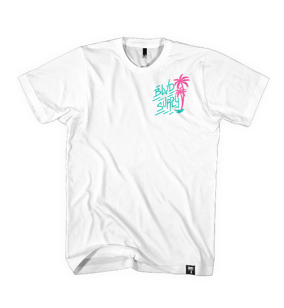 Party All Day Tee - BLVD Supply inc