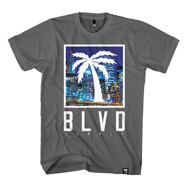 C Thru NY Tee - BLVD Supply inc