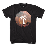 Blvd Supply Super Circle LA Shirt - BLVD Supply inc