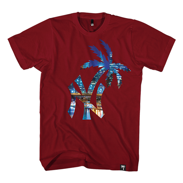 Blvd Supply NY Palm NYC Shirt - BLVD Supply inc