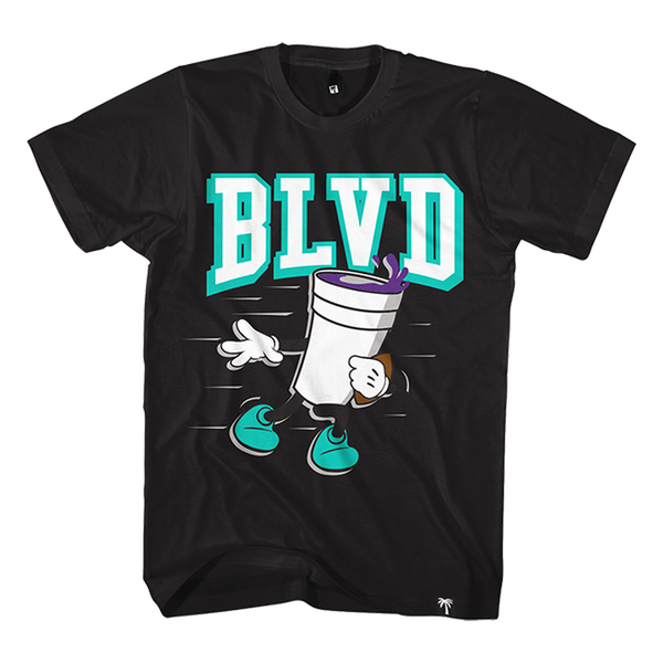 Blvd Supply Trophy Stance Shirt - BLVD Supply inc