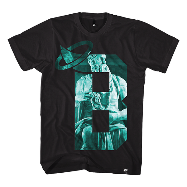 Big B Gods Tee - BLVD Supply inc