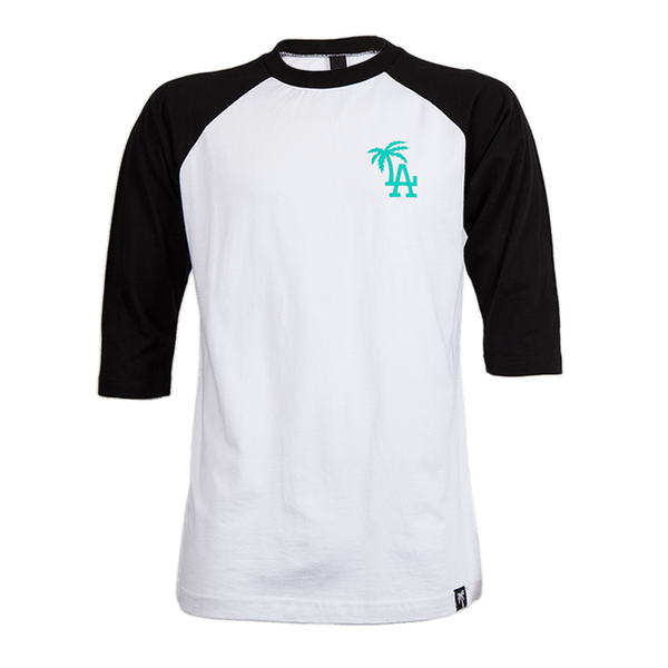 LA Palm Raglan - BLVD Supply inc