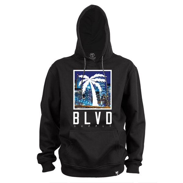 C Thru NY Hoodie - NEW ITEM! - BLVD Supply inc