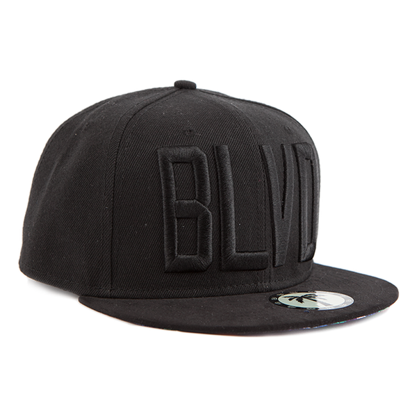 Block Cool G Snapback - BLVD Supply inc