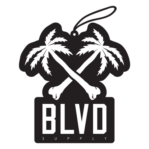 Crossbones BLVD Car Freshener