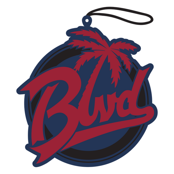 Blvd Supply Stadium Status Car Freshener - BLVD Supply inc