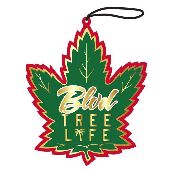 Super Leaf Car Freshener - BLVD Supply inc
