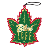Blvd Supply Super Leaf Car Freshener - BLVD Supply inc