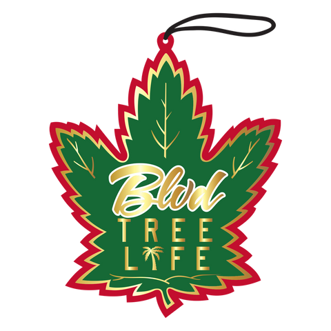 Super Leaf Car Freshener