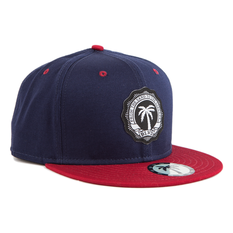 Blvd Supply Crest Snapback - BLVD Supply inc