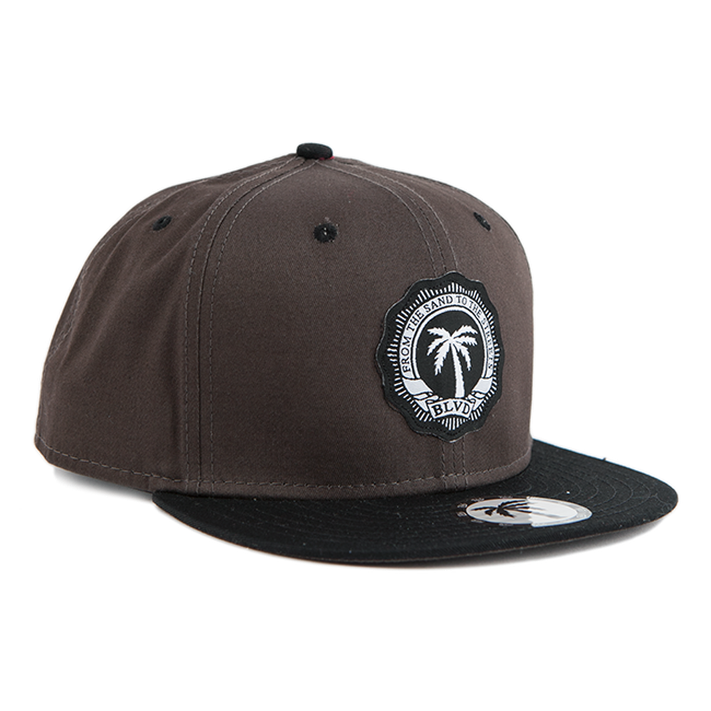 Crest Snapback - BLVD Supply inc
