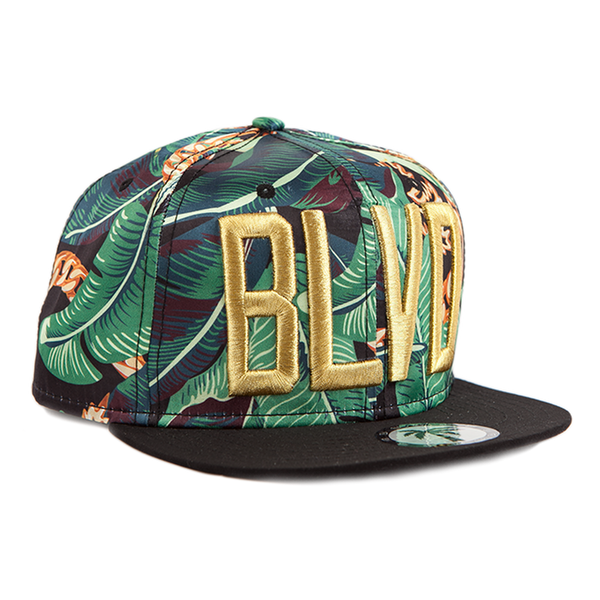 Block B. Trills Snapback - BLVD Supply inc