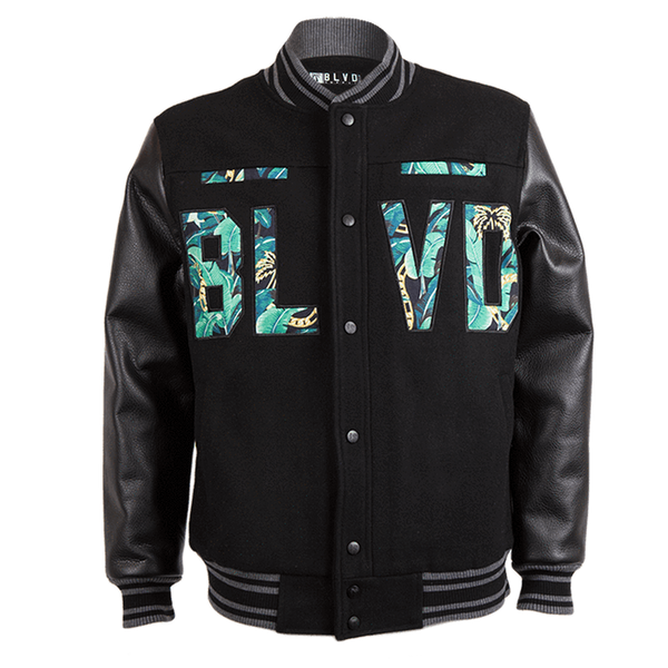 Blvd Supply Carter Jacket - BLVD Supply inc