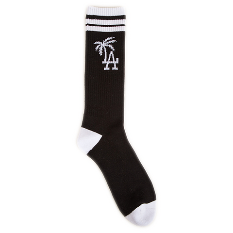 Blvd Supply LA Palm Socks - BLVD Supply inc