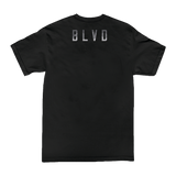 Blvd Supply Jagged Tee - BLVD Supply inc