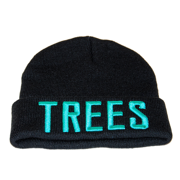 Blvd Supply Trees Beanie