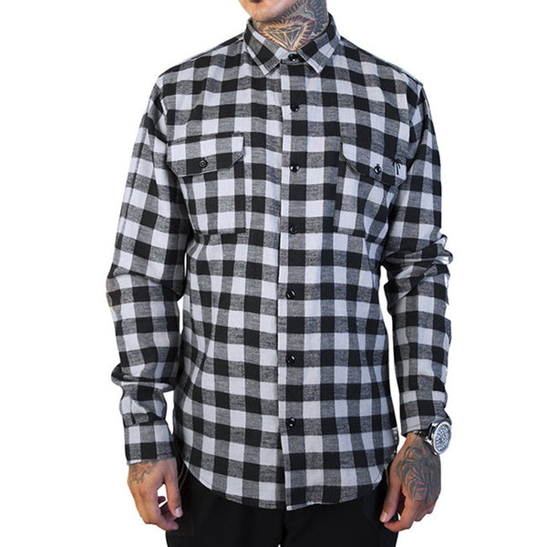 Blvd Supply Palm Pocket Flannel - BLVD Supply inc