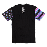 Blvd Supply Trap Flag Tee - BLVD Supply inc