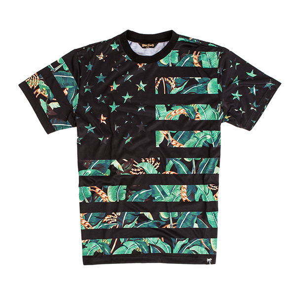 Blvd Supply Trap Flag B. Trills Shirt - BLVD Supply inc