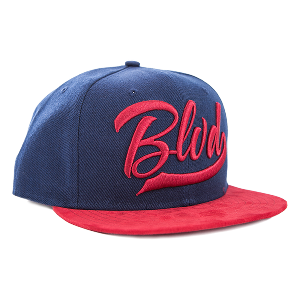 Basic Rosewood Snapback - BLVD Supply inc