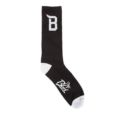 Blvd Supply Big B Gods Socks - BLVD Supply inc