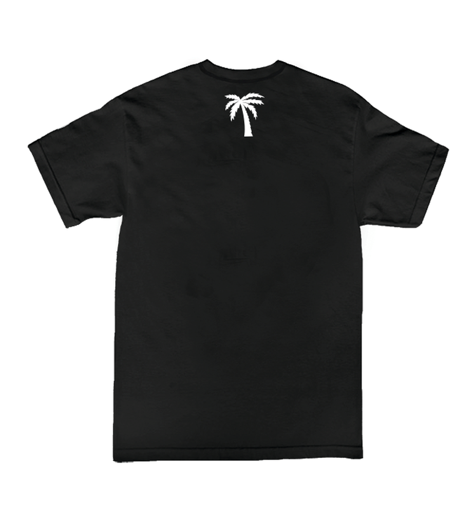 LA Sunset Trees Tee - BLVD Supply inc