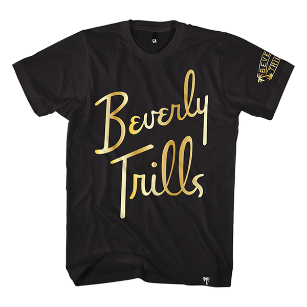 Beverly Trills Script Tee - BLVD Supply inc