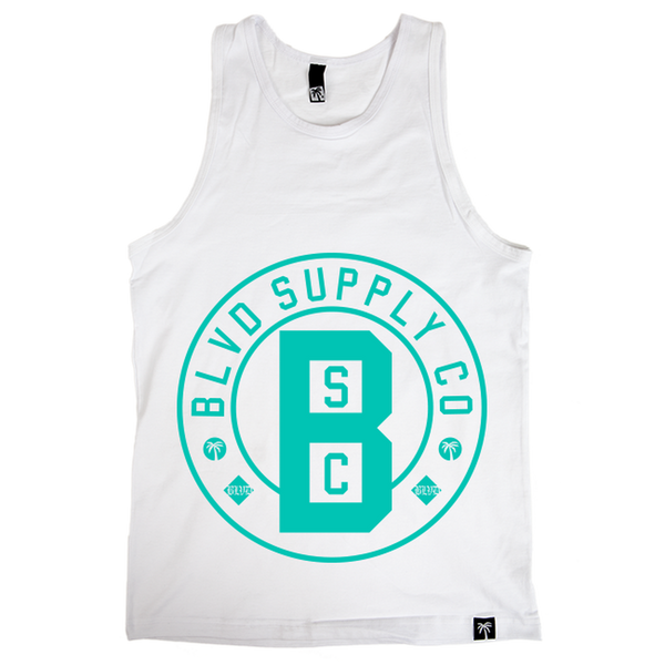 Blvd Supply Brooklyn Tank - BLVD Supply inc