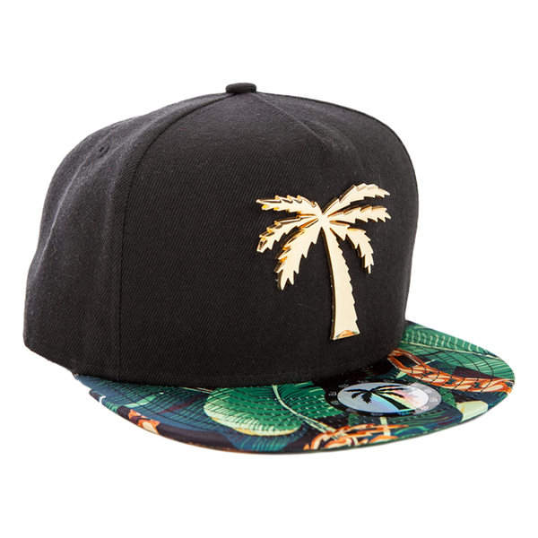 Palm B. Trills Snapback - BLVD Supply inc