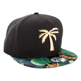Blvd Supply Palm B. Trills Snapback - BLVD Supply inc