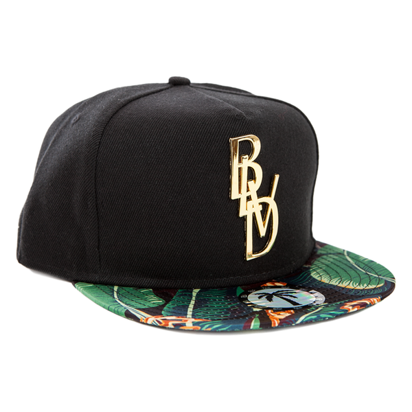 Fino B. Trills Snapback - BLVD Supply inc