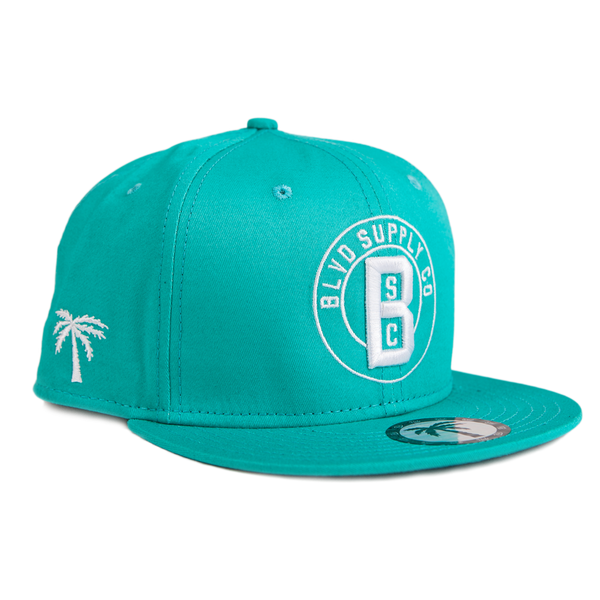Brooklyn Snapback - BLVD Supply inc