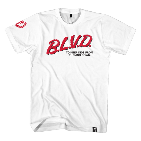 Blvd Supply Dare Me Tee - BLVD Supply inc
