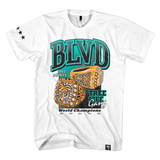 Blvd Supply Ring Leader Tee - BLVD Supply inc