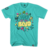 Blvd Supply Saved By The BLVD Tee - BLVD Supply inc