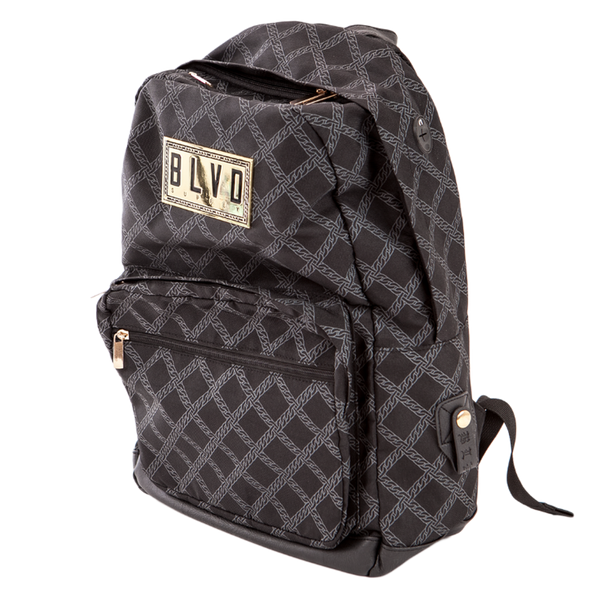 Chain Backpack - BLVD Supply inc