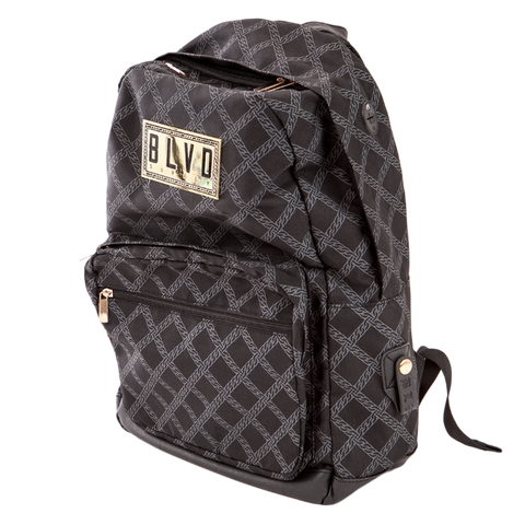 Blvd Supply Chain Backpack - BLVD Supply inc