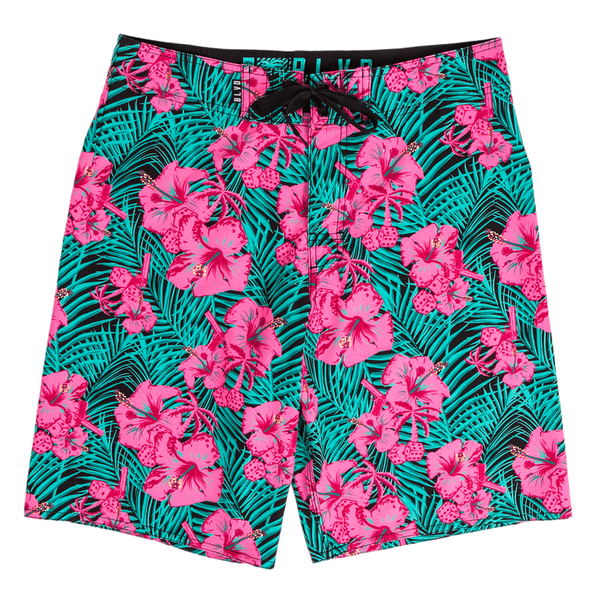 Party All Day Boardshort - BLVD Supply inc