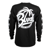 BLVD Johnson Long Sleeve Tee - BLVD Supply inc