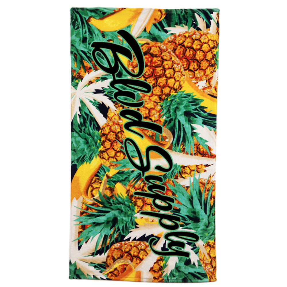 Banana Pineapple Towel - BLVD Supply inc