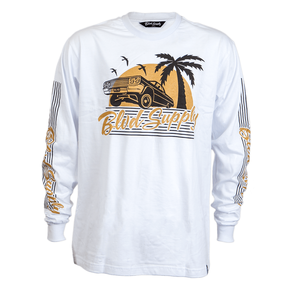 Low Rider Sun Long Sleeve Tee - BLVD Supply inc