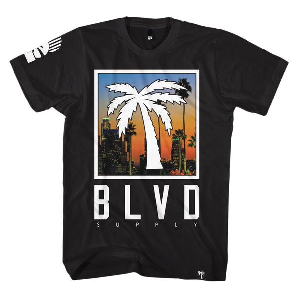 C-Thru Downtown Tee - BLVD Supply inc