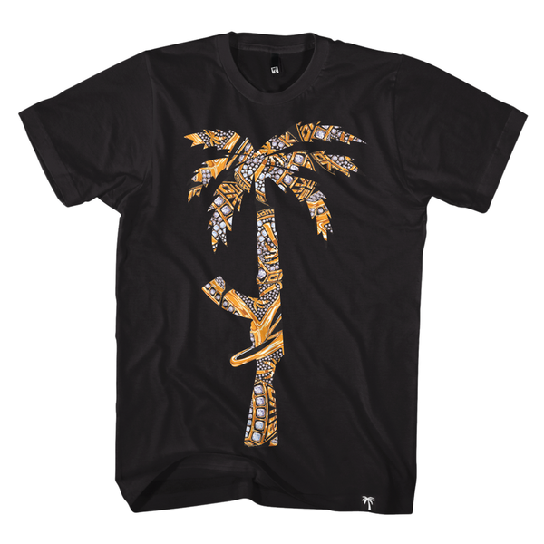 Champ Ring AK Palm Tee - BLVD Supply inc