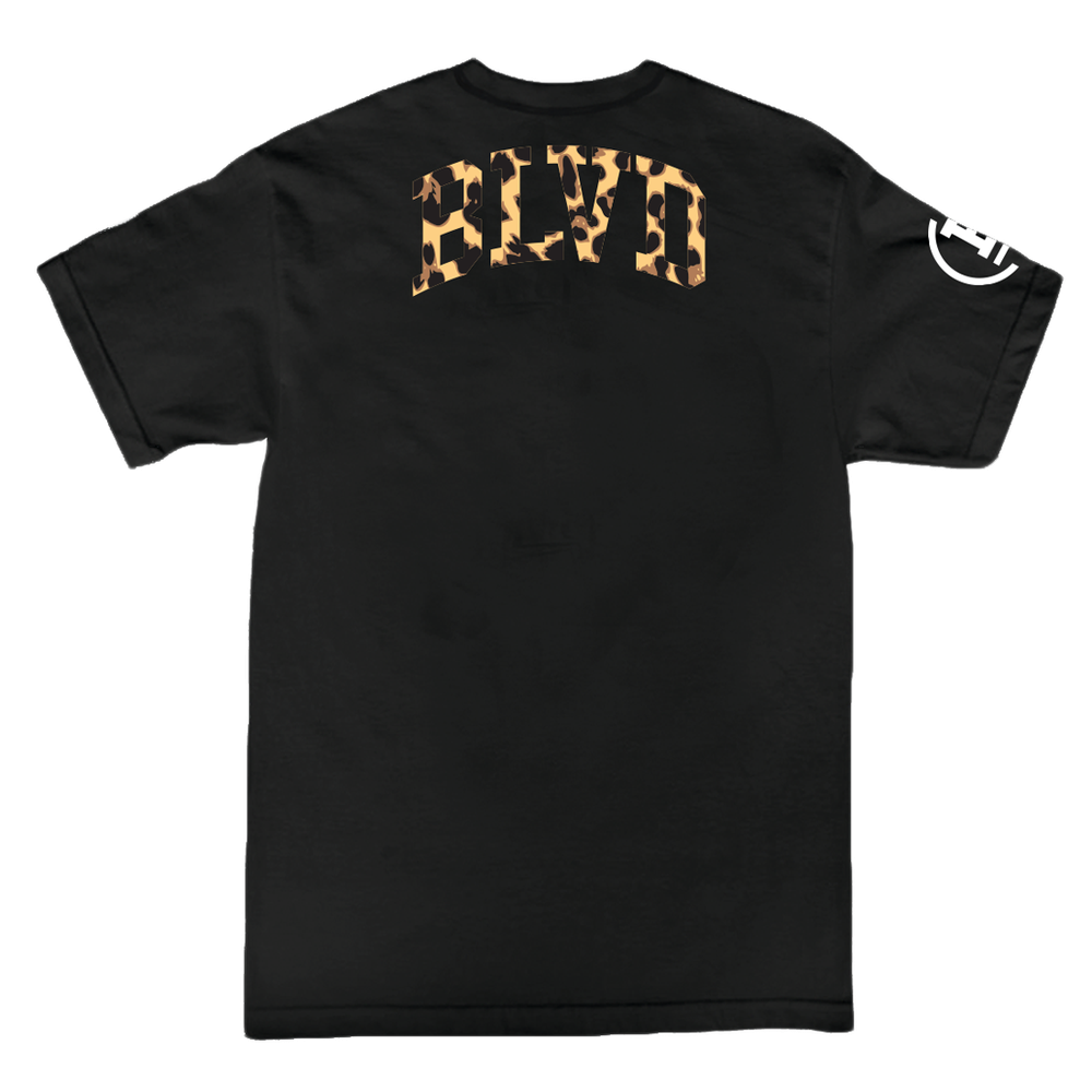Blvd Supply Animal Palm Tree Tee - BLVD Supply inc