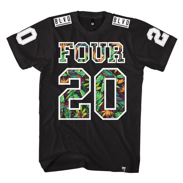 Four Twenty Tee - BLVD Supply inc