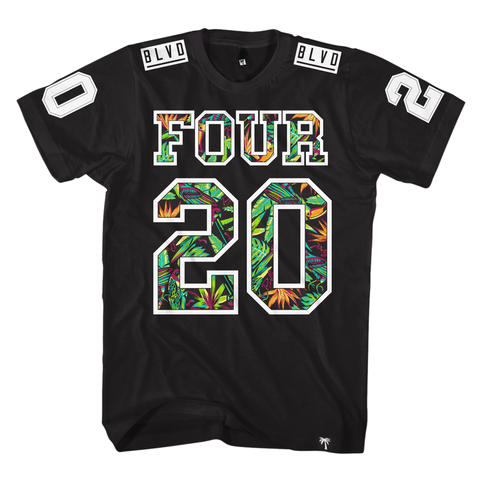Blvd Supply Four Twenty Tee - BLVD Supply inc